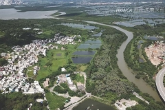 Tin Shui Wai - Managed Wetland, Fish Ponds, Channels, Mangrove and Mudflat